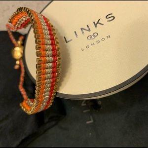 Links London friendship bracelet